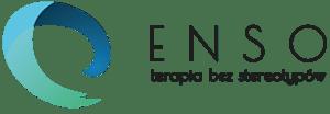 Logo ENSO, dobra terapia, dobra psychoterapia, Gdańsk Wrocław